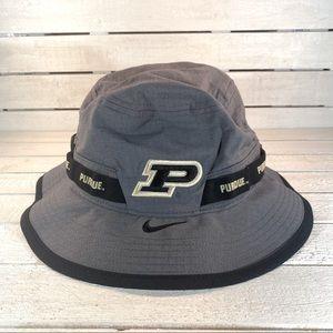 Nike Purdue University Boilermakers Bucket Hat